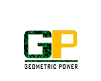 Geometric Power Logo
