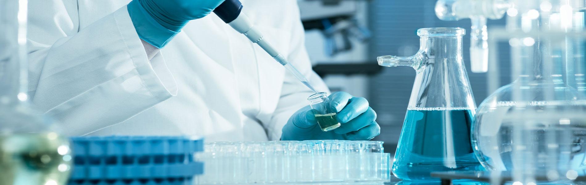 BGI's Fully Equipped Laboratory
