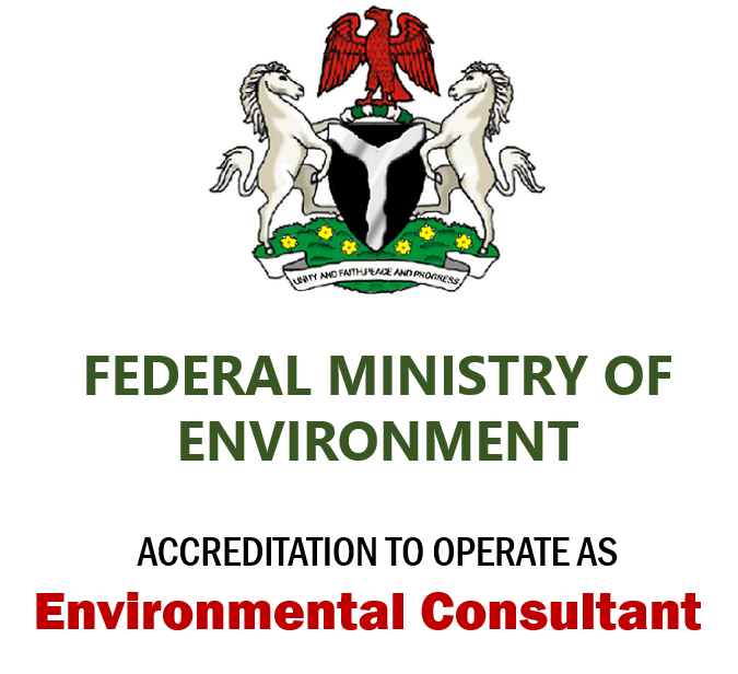 Ministry of Environment Certification